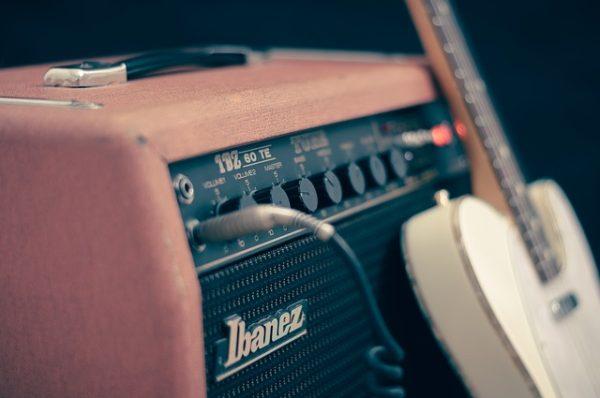 amplifier-metal