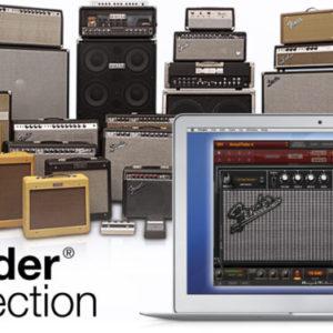 Amplitube Fender Collectionアンプセール